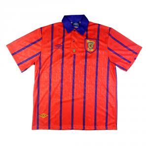 1993-95 Scozia Maglia Away XL #11 (Top)