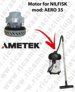 AERO 35 - MOTORE ASPIRAZIONE Synclean per aspirapolvere NILFISK