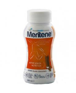 MERITENE DRINK CIOCCOLATO - INTEGRATORE CON PROTEINE E VITAMINE 200 ML