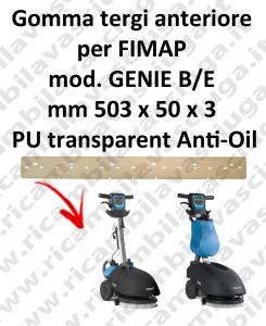 GENIE B/E GOMMA TERGI anteriore antiolio Fimap