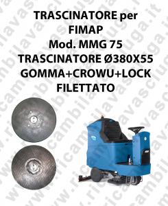 MMG 75 - Trascinatore per lavapavimenti FIMAP