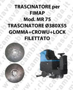 MR 75 - Trascinatore per lavapavimenti FIMAP