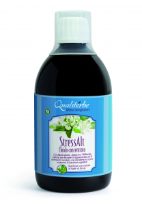 Stress-Alt (VeganOk), antistress, antioxidant,  concentrated non-alcoholic fluid, 500 ml