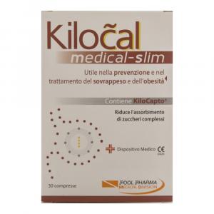 KILOCAL MEDICAL SLIM - UTILE NELLA PREVENZIONE E TRATTAMENTO DELL'OBESITA'