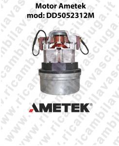 MOTORE aspirazione mod. DD5052312M AMETEK per aspirapolvere e lavapavimenti