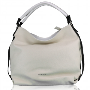 Shoulder bag Cromia EMILY 1403289 BEIGE