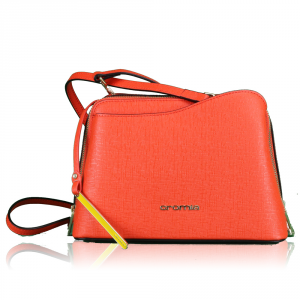 Shoulder bag Cromia MINA 1403187 VERMIGLIO