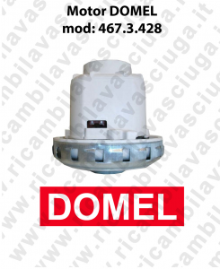 Motore di aspirazione DOMEL 467.3.428 per lavapavimenti e aspirapolvere