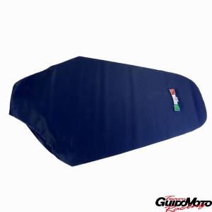 Coprisella Racing Blu per moto cross-enduro Honda Ktm Kawasaki SDV001RB