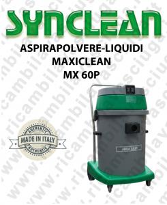 MAXICLEAN MX 60P aspirapolvere aspiraliquidi SYNCLEAN