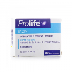 PROLIFE 30CPR ENZYMES