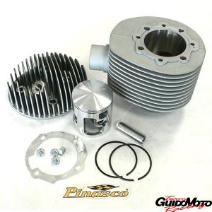 25030910 Kit Vespa 215 cc. Super Sport cilindro alluminio per PX200