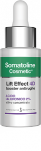 LIFT EFFECT 4D - BOOSTER ANTIRUGHE VISO CON ACIDO IALURONICO - AZIONE ANTIAGE