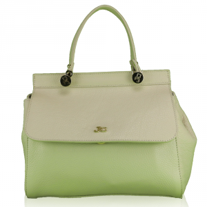 Hand and shoulder bag J&C JackyCeline  BO1601DOL 008 BEIGE