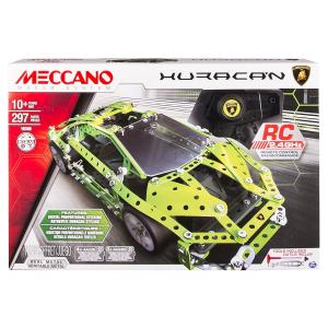 MECCANO LAMBORGHINI HURACAN RC 6028405 SPINMASTER