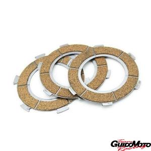 Serie dischi frizione guarniti GAS GAS Pampera 250 2T friction plates