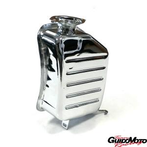 Scatola aria cromata Innocenti Lambretta LI, LIS, SX, DL e GP