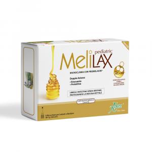 MELILAX PEDIATRIC - MICROCLISMI PER LA STIPSI DI BAMBINI E LATTANTI