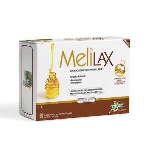 MELILAX ADULTI - MICROCLISMI PER LA STIPSI, COLON IRRITABILE, RAGADI, EMORROIDI