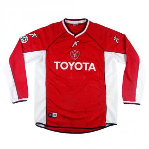 2002-03 Perugia Maglia Home Match Worn #3 Milanese XL (Top)