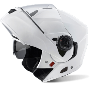 CASCO MOTO AIROH MODULARE RIDES COLOR WHITE GLOSS RD14