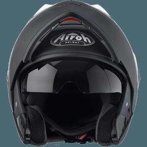 CASCO MOTO AIROH MODULARE RIDES COLOR BLACK MATT RD11