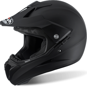 CASCO MOTO AIROH S5 COLOR BLACK MATT S511