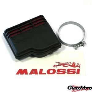 043687 SCATOLA FILTRO ARIA MALOSSI E9 RED FILTER CICLOMOTORI CIAO BRAVO SI PIAGGIO