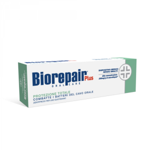 BIOREPAIR PLUS TOTAL PROTECTION WITH MICROREPAIR TO REPAIR ENAMEL