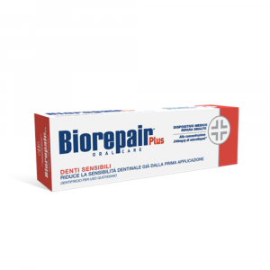 BIOREPAIR PLUS SENSITIVE TEETH WITH MICROREPAIR TO REPAIR ENAMEL