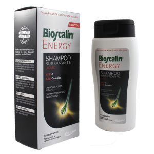 BIOSCALIN ENERGY SHAMPOO - SHAMPOO ANTICADUTA SPECIFICO UOMO