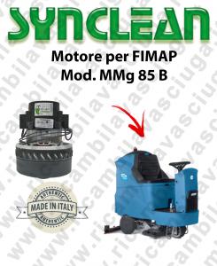 MMG 85 B MOTORE aspirazione SYNCLEAN lavapavimenti FIMAP