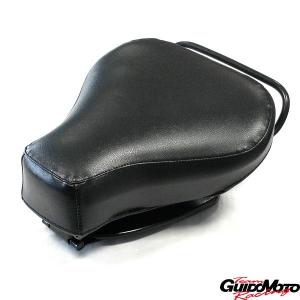 Sella monoposto anteriore per Vespa 50, nero