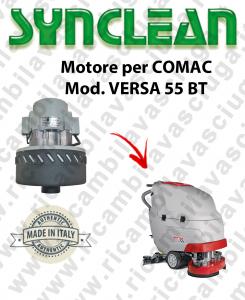VERSA 55 BT Motore aspirazione SYNCLEAN per lavapavimenti COMAC