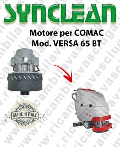 VERSA 65 BT Motore aspirazione SYNCLEAN per lavapavimenti COMAC