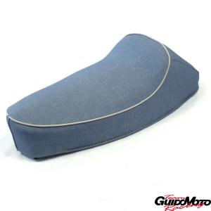 Sella mono posto tipo Jeans per Vespa 50 Special, N, R, L.