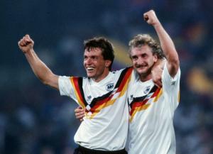 1988-90  Germania Ovest Maglia Home M (Top)