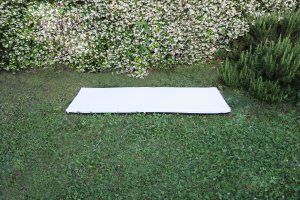 Materassino da Campeggio in Memory 70x200: Ottimo per campeggio, per tenda, da utilizzare all'aperto grazie anche al tessuto idrorepellente