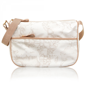 Shoulder bag Alviero Martini 1A Classe Continuativo N509 6380 900 BIANCO
