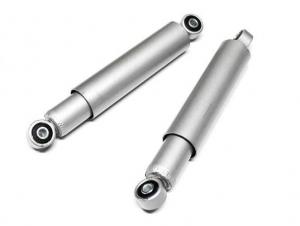 Coppia ammortizzatori anteriori rinforzati Lambretta LI1, LI2, LI3, LIS, SX, DL e GL.