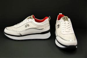 Sneaker bianca La Martina