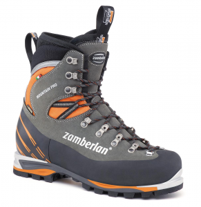 2090 MOUNTAIN PRO EVO GTX® RR   -   Men's Mountaineering  Boots   -   Graphite/Orange