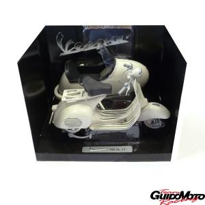 Modellino Vespa Sidecar - in scala 1:6