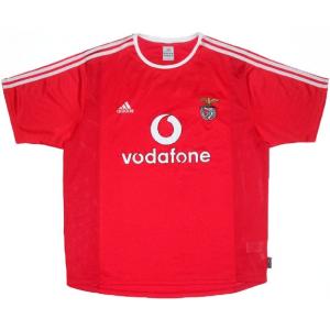 2003-04 Benfica Maglia Home M