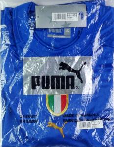 2004-06 Italia Maglia Home *Cartellino e Confezione