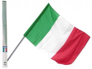 BANDIERA ITALIA CM. 18X30 22017 FIORI e PAOLO