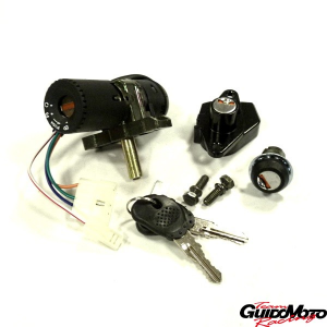 Kit quadro avviamento e serrature Aprilia SR 50 Ditech/Factory