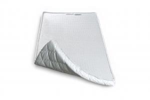 Matelas d'appoint en Memoire de forme et mousse polyuréthane lit d'appoint ou lit d'invité | Twist Bed en memoire de forme