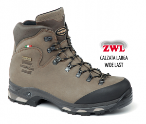 636 BAFFIN GTX® RR WIDE LAST - Botas de Trekking - Brown