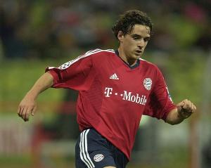 2002-03 Bayern Monaco Maglia Home M (Top)